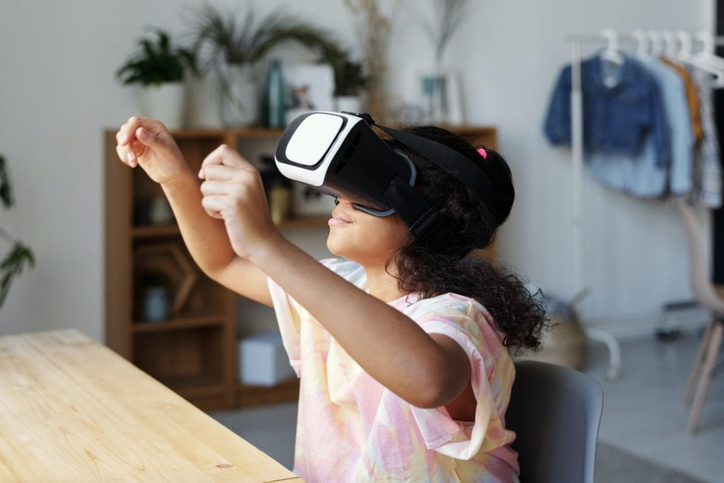Exciting Games In Virtual Reality- The Navigation